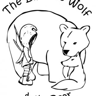 The Elf The Wolf and The Bear