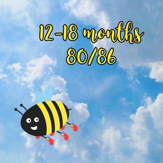 12-18 months 80/86