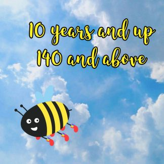 10 years + 140 and up