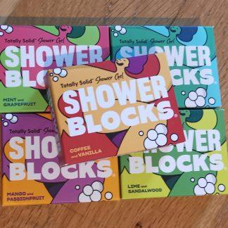 Showerblocks